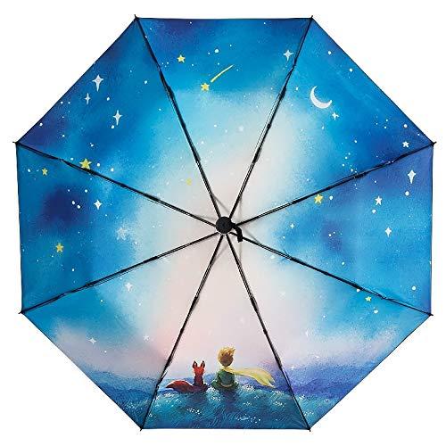 Regenschirm Männer Regenschirme Regen Frau Sonnenschirm Prinz Fee Männlich Faltschirm Anti-uv Sonnenschutz Schwarz Beschichtung Geschenke Regenschirme Paraguas