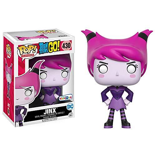 Funko - Figura Pop Teen Titans go Jinx
