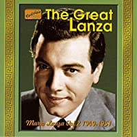 ザ・グレート・ランザ (The Great Lanza, Mario Lanza Vol.2)