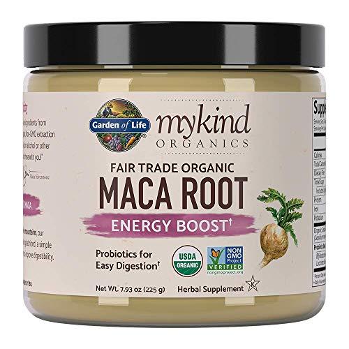 Garden Of Life My Kind Organics - Maca Root Powder 225 grams