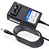T-Power (6.6 ft Long Cable) Ac Dc Adapter Charger Compatible with Tria...