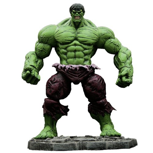 Marvel Select Incredible Hulk Action Figure -- 9'' H by Disney