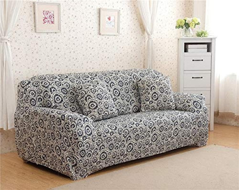 1pcs Corner Elastic Sofa Cover Fabric Stretch Spandex Universal Armchair Furniture Covers Elastic Case on Corner Sofa Slipcover   color 9, Single Seat 90-140cm