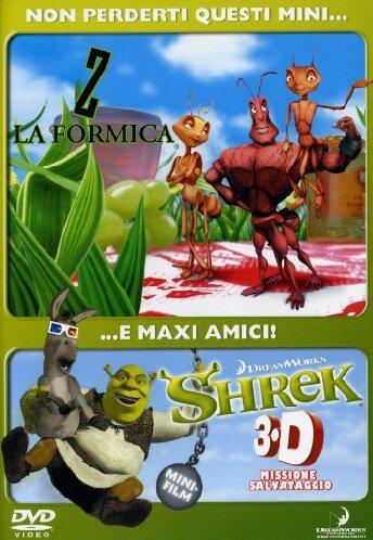 Z La Formica+Shrek 3d