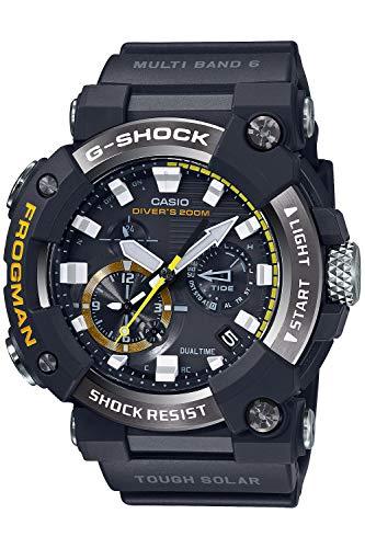 CASIO G-SHOCK FROGMAN GWF-A1000-1AJF - Reloj solar (productos originales de Japón)