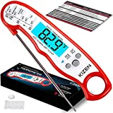 Kizen Digital Meat Thermometers for Cooking -...