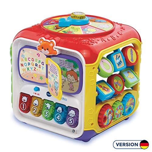 Vtech Baby 80-183404 - Entdeckerwürfel