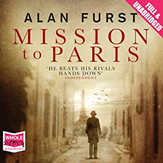 Mission To Paris cover art