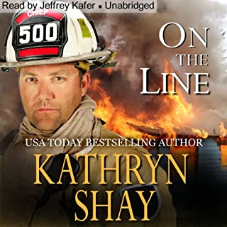 On the Line audiobook cover art