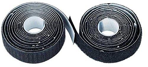 Fastech presque-Tape Velcro Hakenband XL 107 x 500 mm Noir