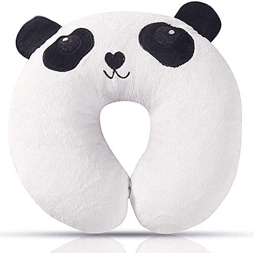 Cute Neck Travel Pillow for Kids Support Kid s Head Chin While Sleeping at Car Seat Stroller product image