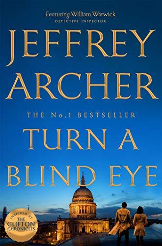 Turn a Blind Eye (William Warwick Novels Book 3) (English Edition)