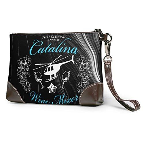 BFDX Catalina annuel vin mélangeur Femmes Sacs à Main en Cuir Embrayage téléphone Cartes Portefeuilles