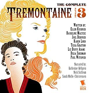 Tremontaine: The Complete Season 3 audiobook cover art