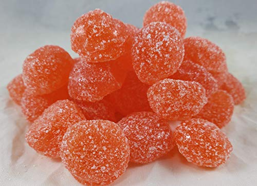 Sour Tangerine Kettle-Cooked Hard Candy Drops