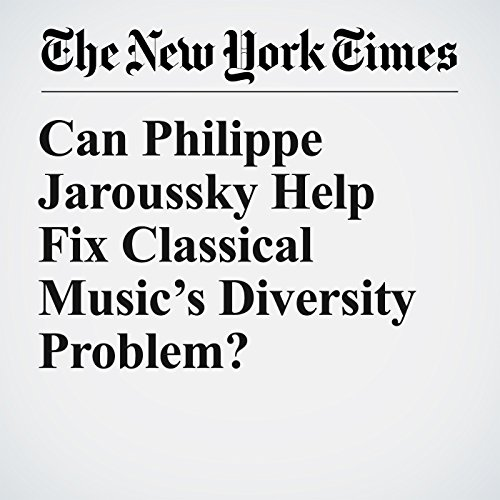 Can Philippe Jaroussky Help Fix Classical Music's Diversity Problem? copertina
