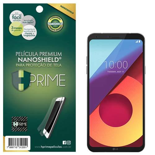 Pelicula HPrime NanoShield para LG Q6/ Q6 Plus, Hprime, Película Protetora de Tela para Celular, Transparente