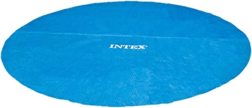 INTEX Bâche à bulles Bleu Diamètre 4,48 m