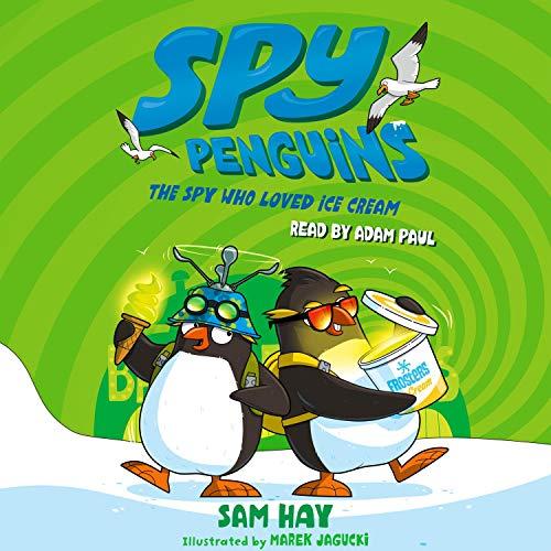 Spy Penguins: The Spy Who Loved Ice…