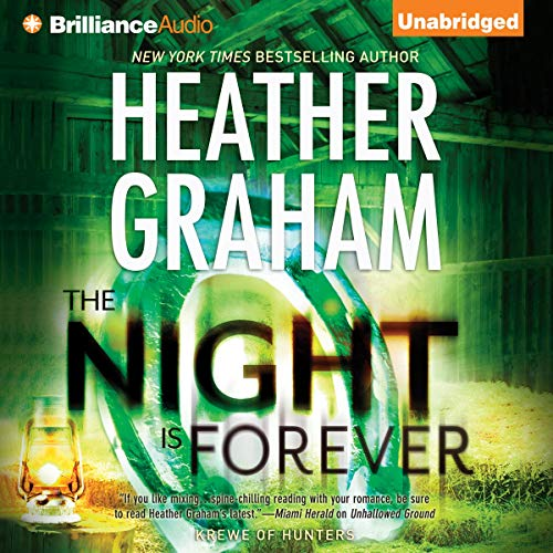 The Night Is Forever: Krewe of Hunters, Book 11
