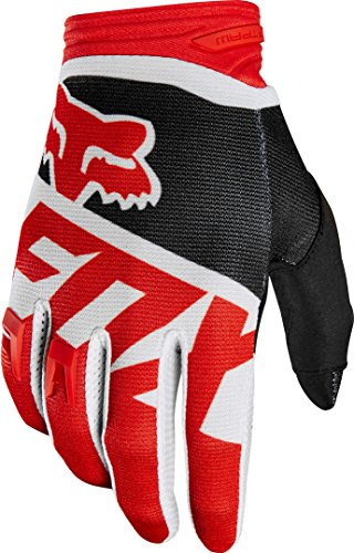 Fox Racing Dirtpaw Sayak Men's Off-Road Motorcycle Gloves - Red / Medium