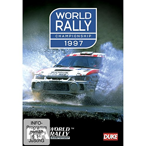 World Rally Championship Review 1997 [Alemania] [DVD]