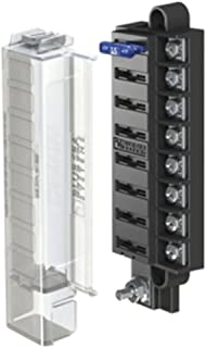 Blue Sea 5046 ST Blade Compact Fuse Blocks - 8 Circuits w/Cover consumer electronics Electronics