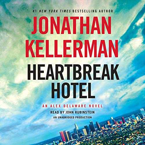 Heartbreak Hotel audiobook cover art