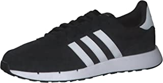Adidas Run 60s 2.0 Lace-Up Side-Stripe Back-Logo Running Sneakers for Men