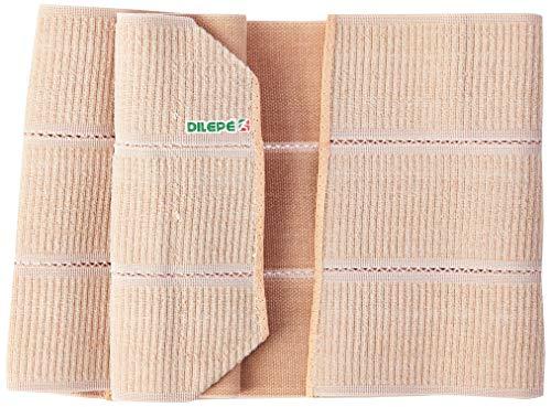 Cinta Elástica Dalep - 3 Painéis (Gomos) para pós-operatório de cesárea, hérnias, rins, vesículas e cirurgias plásticas em geral, Dilepé