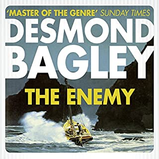 The Enemy                   By:                                                                                                                                 Desmond Bagley                               Narrated by:                                                                                                                                 Paul Tyreman                      Length: 10 hrs and 33 mins     14 ratings     Overall 4.4
