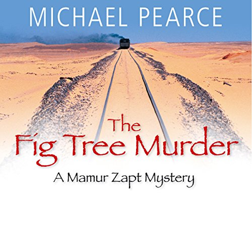 The Fig Tree Murder audiobook cover art