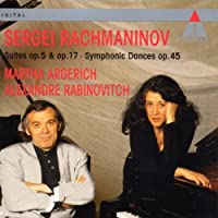 Rachmaninov: Suites for Piano Nos. 1 & 2 Opp 5 &17 / Symphonic Dances Op.45 (1992-07-07)