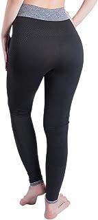 KINDOYO Womens High Waist Sports Fitness Leggings Pants Yoga Pants Athletic Trouser