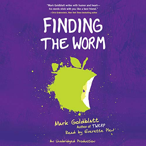 Finding the Worm (Twerp Sequel) cover art