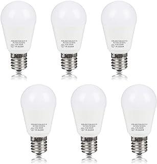 ygdesign LED電球 E17口金 40W形相当 電球色 ミニクリプトン電球 40W 広配光タイプ 密閉形器具対応 断熱材施工器具対応 省エネ90% 440lm 3000K 6個入