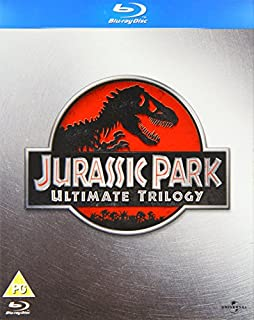 Jurassic Park Ultimate Trilogy [Blu-ray][Region Free] (B004KKXMSI) | Amazon price tracker / tracking, Amazon price history charts, Amazon price watches, Amazon price drop alerts
