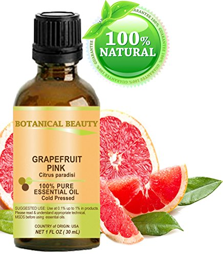 GRAPEFRUIT Essential Oil. 100% Pure Therapeutic Grade, Premium...