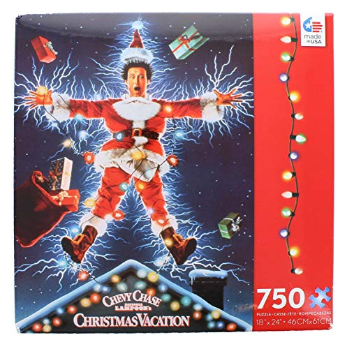 National Lampoon's Christmas Vacation Shocking Clark Puzzle