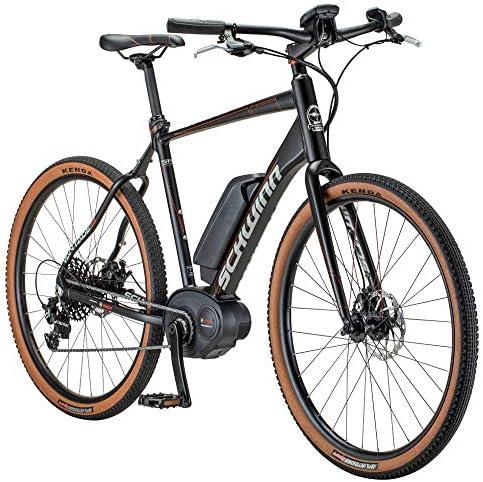 Schwinn Vantage FXe 650b Electric Sport Hybrid Road Bike 55cm Medium Frame Matte Black Copper product image