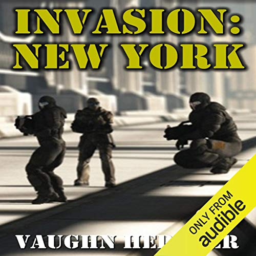 Invasion: New York cover art
