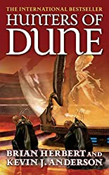 Cover of Hunters of Dune