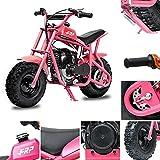 FRP DB003 40CC 4-Stroke Kids Dirt Off Road Mini Dirt Bike, Kid Gas Powered Dirt Bike Off Road Dirt Bikes, Gas Powered Trail Mini Bike -...