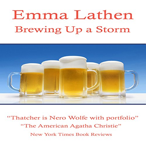 Couverture de Brewing Up a Storm