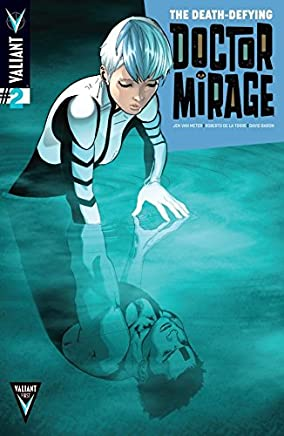 The Death-Defying Dr. Mirage (2014) #2 (of 5): Digital Exclusives Edition (English Edition)