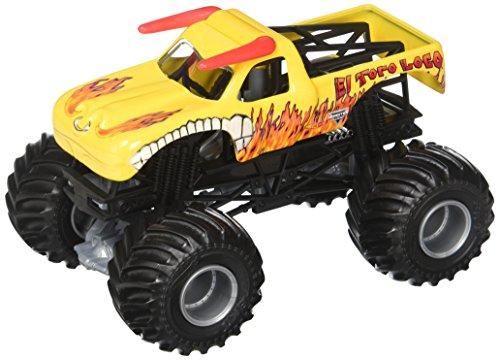 Hot Wheels Monster Jam El Toro Loco (Mattel)