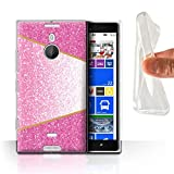 Stuff4 Phone Case for Nokia Lumia 1520 Glitter Pattern
