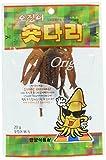 [KFM] Korean Food Korea Dried Squid Legs 20g x 10 오징어 숏다리 20g x 10봉