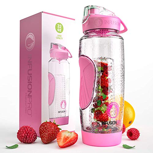 Infusion Pro 32 oz. Water Infuser Bottles