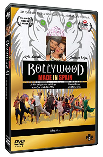 Bollywood Made In Spain [DVD]
